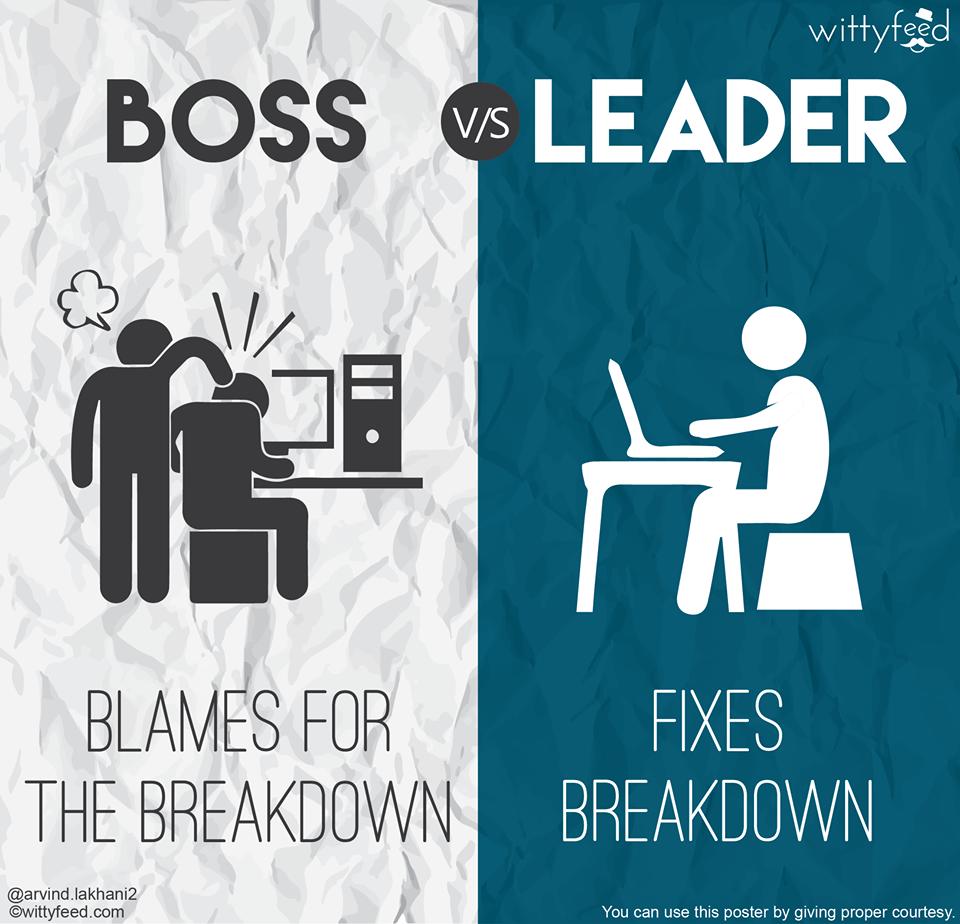 boss vs leader 6