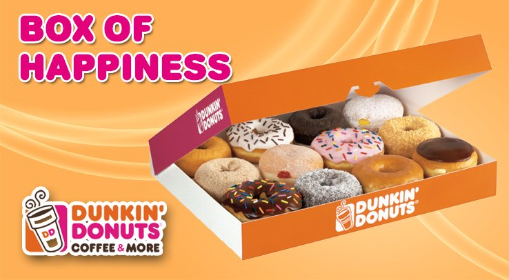Dunkin' Donuts Karachi: Prices, Menu and Location ...