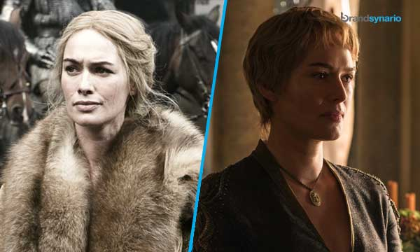 Cersei Lannister Season 1 - Now