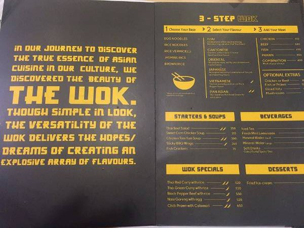 chop chop wok menu