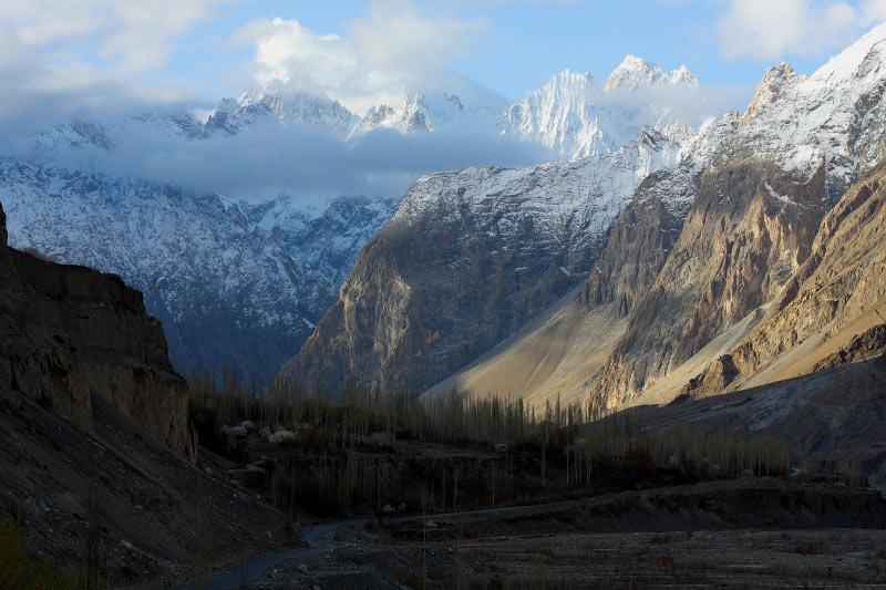 Central Karakoram National Park (CKNP)