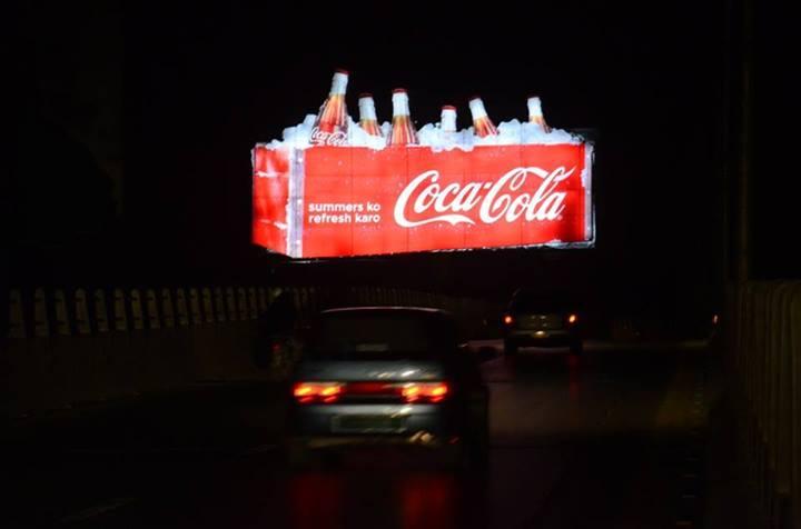 Coca Cola Refresh Your Summe