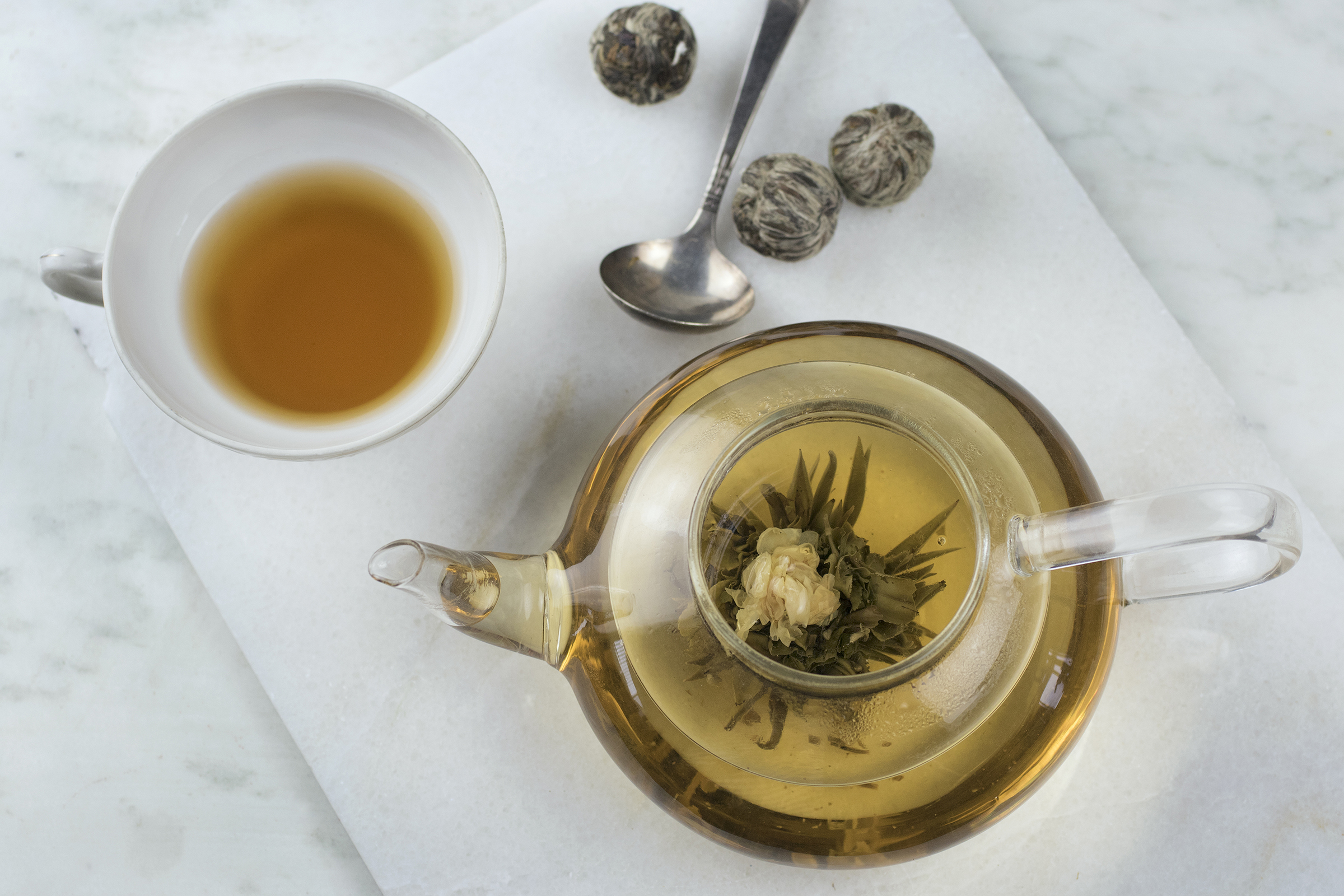 coconut herbal tea