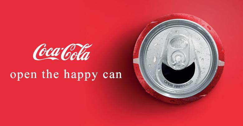 coke happy can