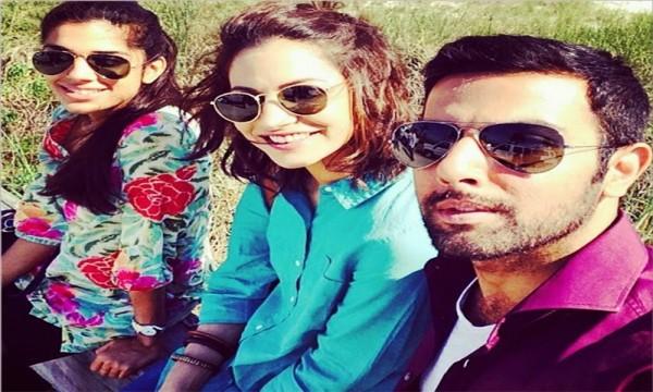 Cybil Choudhary with Kids