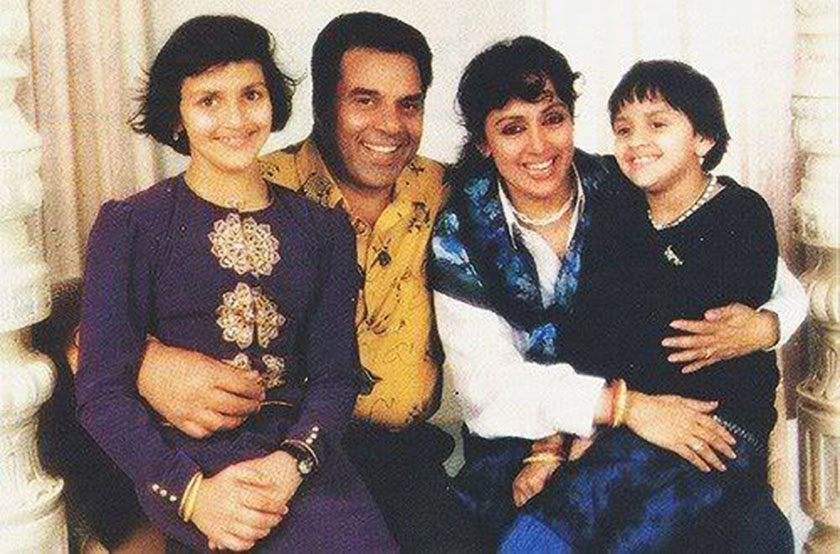 deol family young