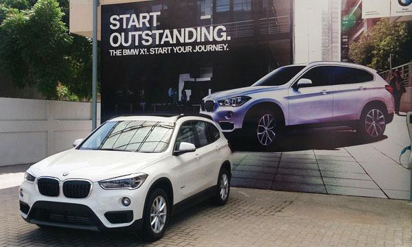Dewan Motors Launch Bmw X1 In Pakistan Brandsynario