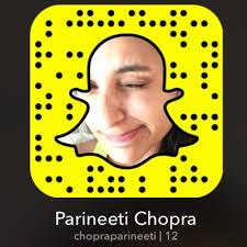 Indian stars on snapchat