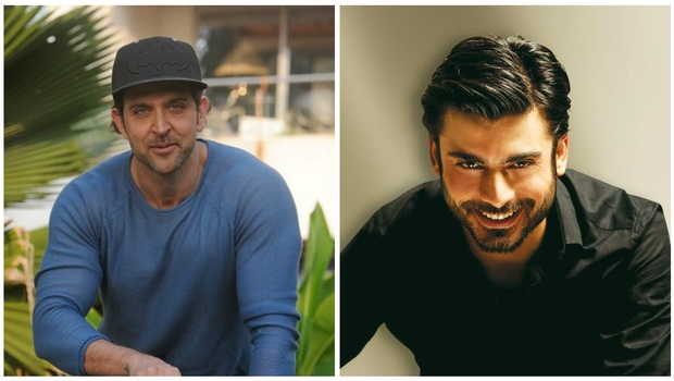 fawad khan replaces Hrithik Roshan in bollywood movie