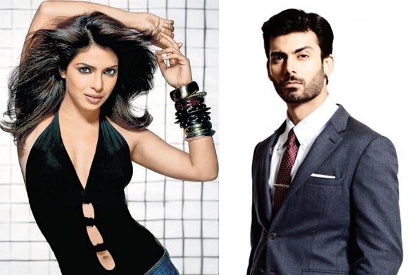 fawad khan and priyanka