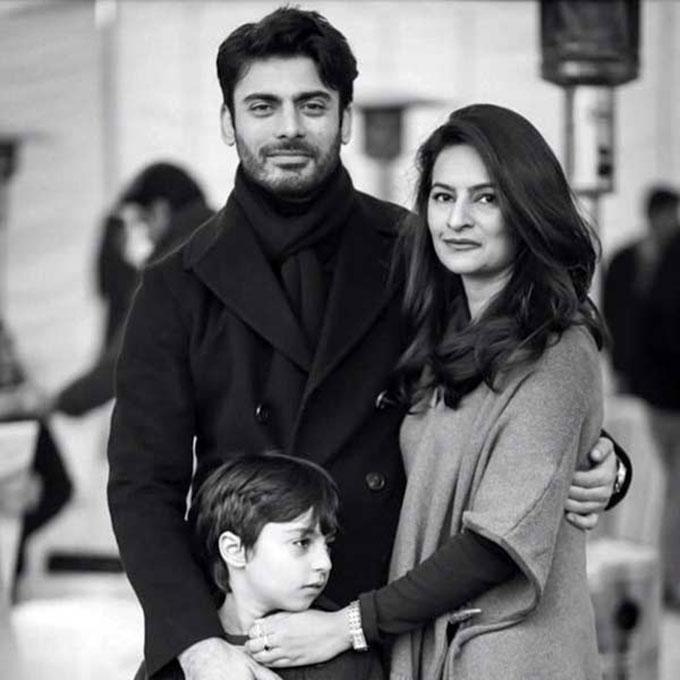 fawad-khan-family