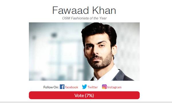fawad khan osm