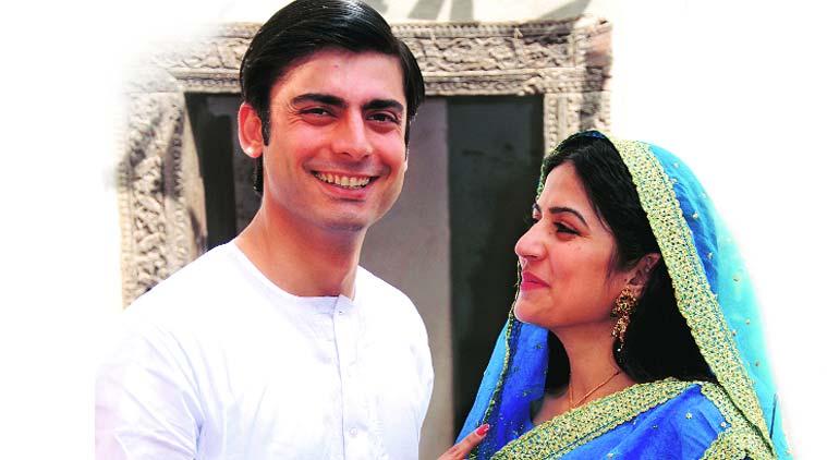 fawad-khan and sanam baloch