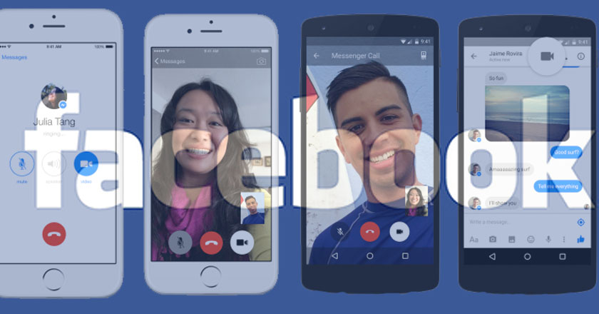 Facebook Messenger Introduces Video Chat Feature - Brandsynario