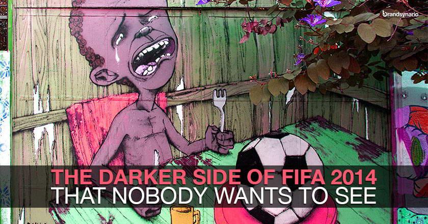 fifa dark 2014 Brazil