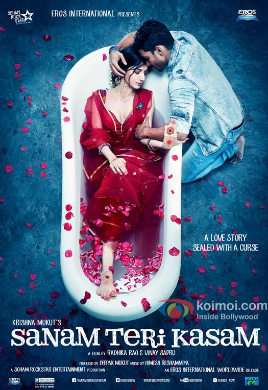 first-look-musical-love-story-sanam-teri-kasam-1