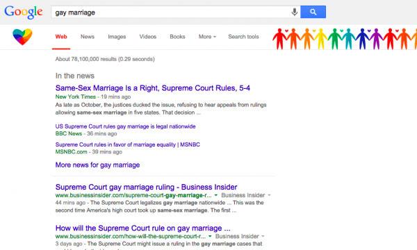 google-rainbow