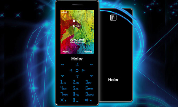 Haier T20: First Touch Keypad Phone in Pakistan - Brandsynario