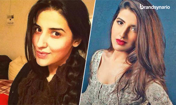 hareem-farooq-with-and-without-make-up