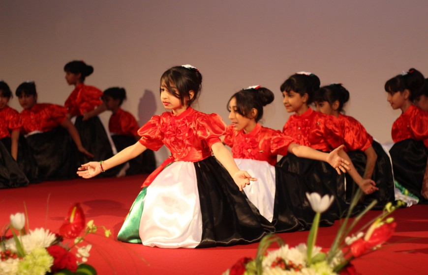 heritage show at UAE National Day