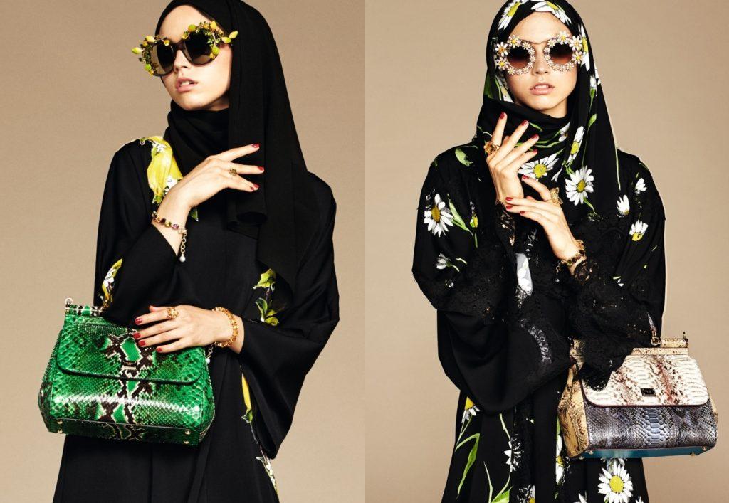 Dolce & Gabbana Hijab