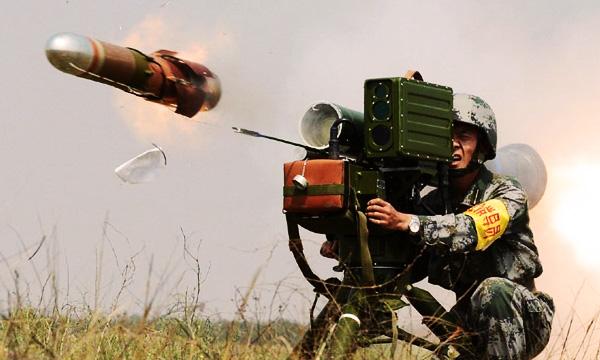 hj-8-missiles