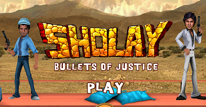 sholay game 3D Game Bullet of Fire Android iOs