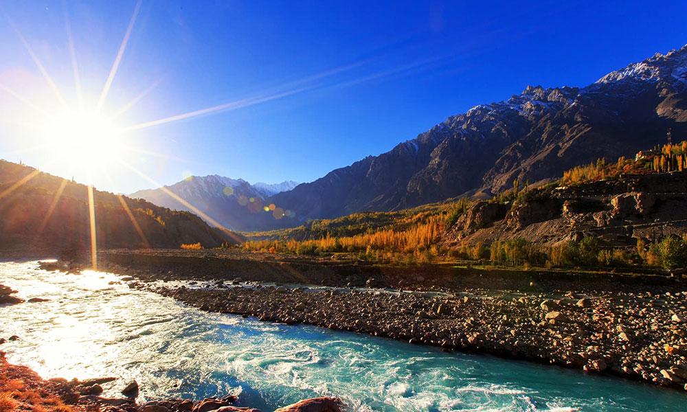 hunz-river