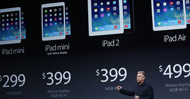 iPad Air & iPad Mini in India Official Prices and Launch Date