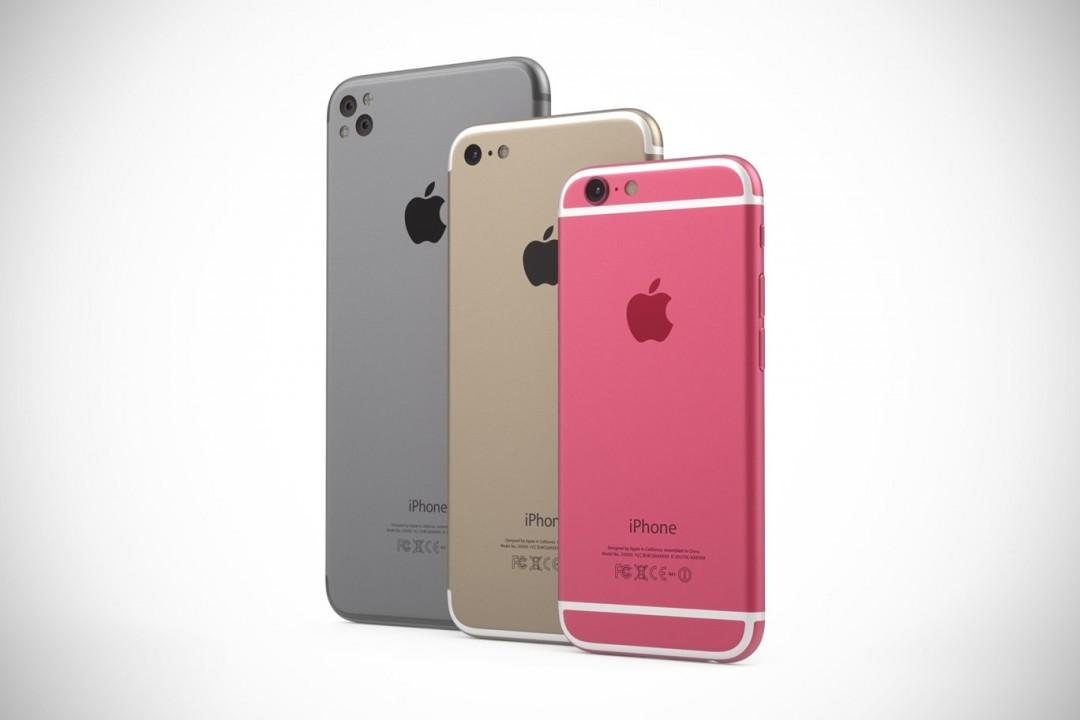 iPhone 7 variants.Brandsynario