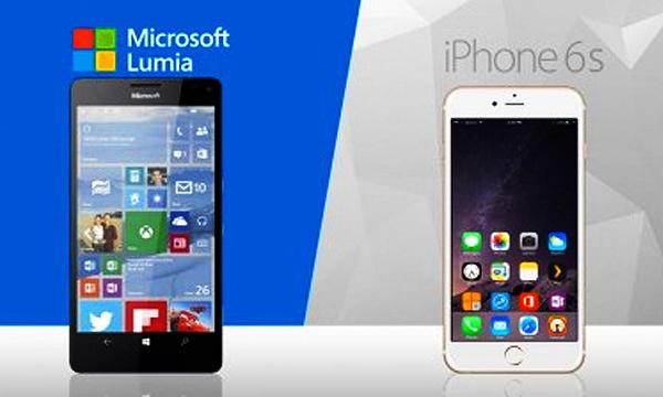 iPhone-vs-Lumia