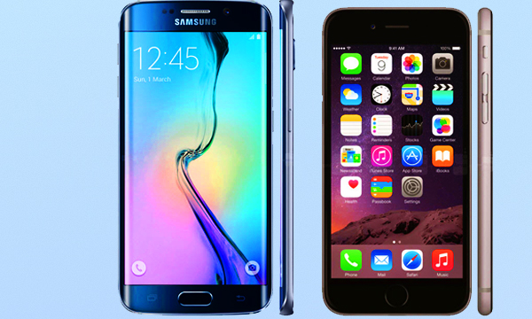 iphone 6s features apple iphone 6s vs samsung galaxy s6 edge specs 1086