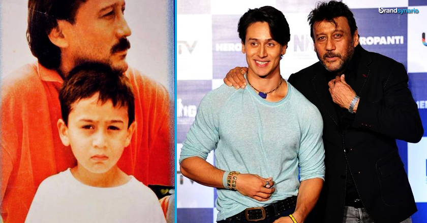 jackie shroff young