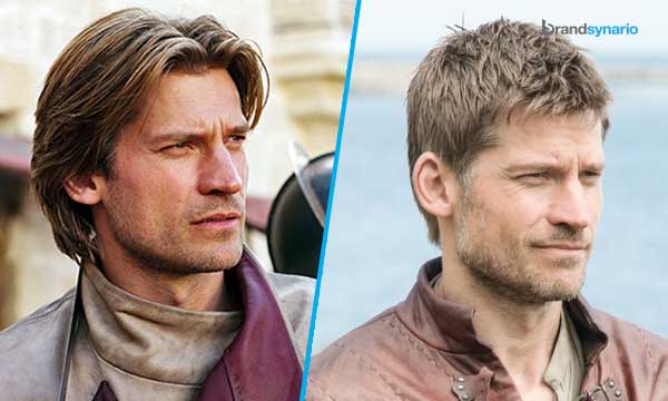 Jamie Lannister Season 1 - Now
