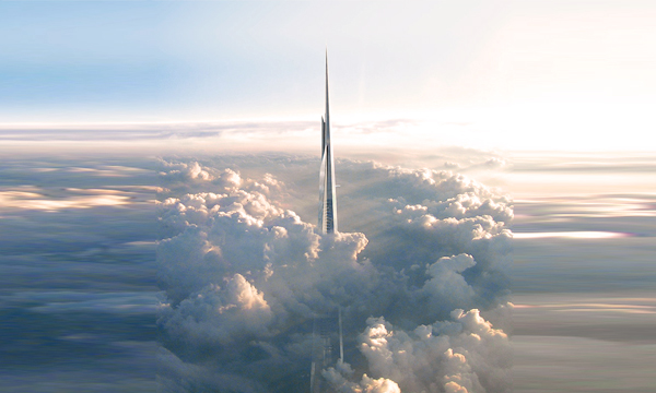 Jeddah Tower: The Tallest Building in The World By 2020 ...