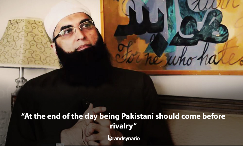 Junaid Jamshed Brandsynario Interview