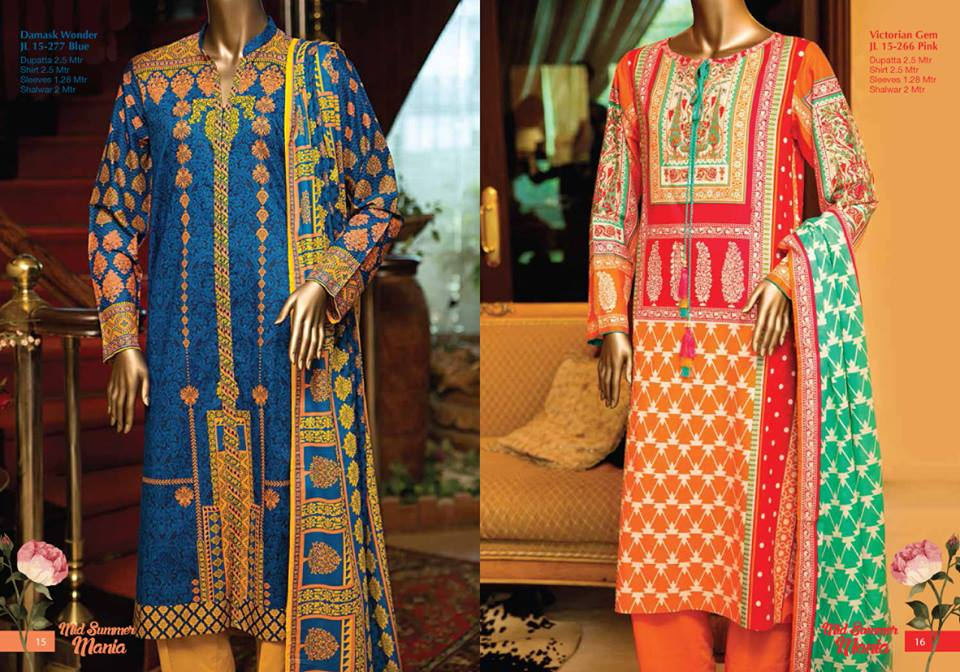 junaid jamshed 2015 mid summer collection