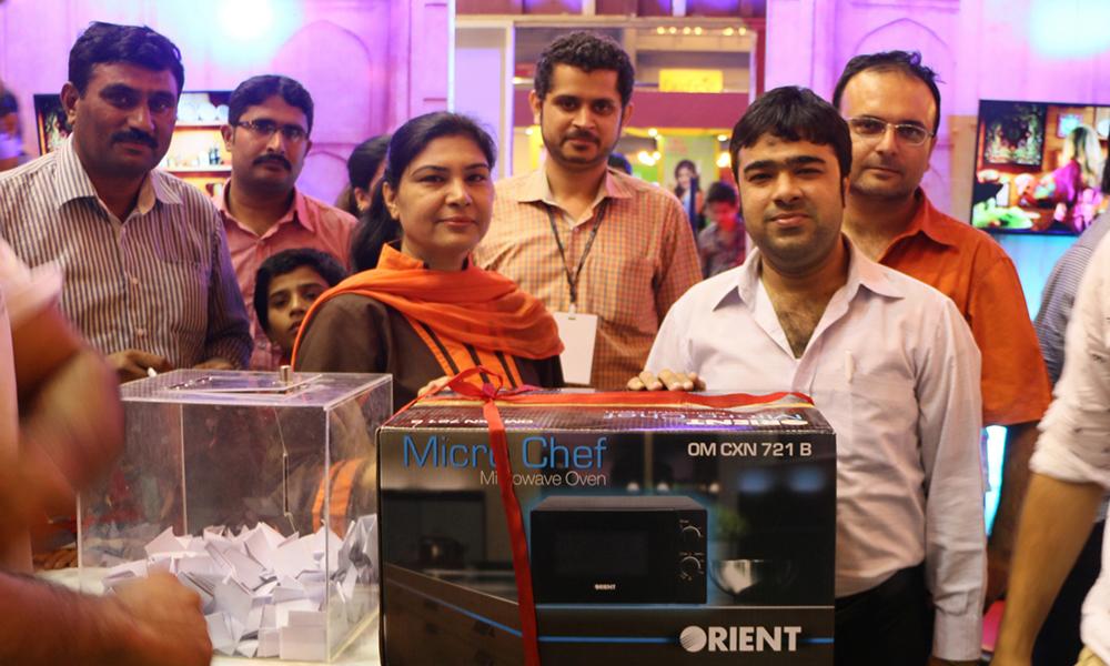 Kashmir Banaspati Microwave Winner