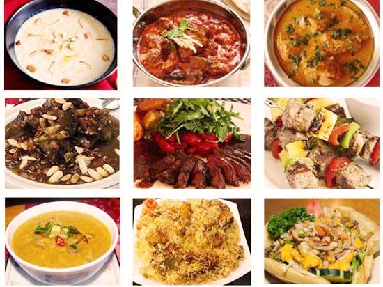 kababjees food platter
