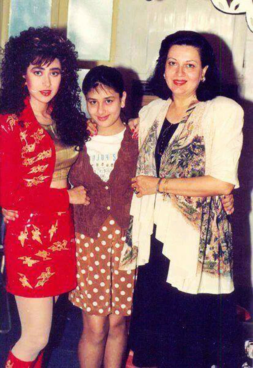 kapoor girls young