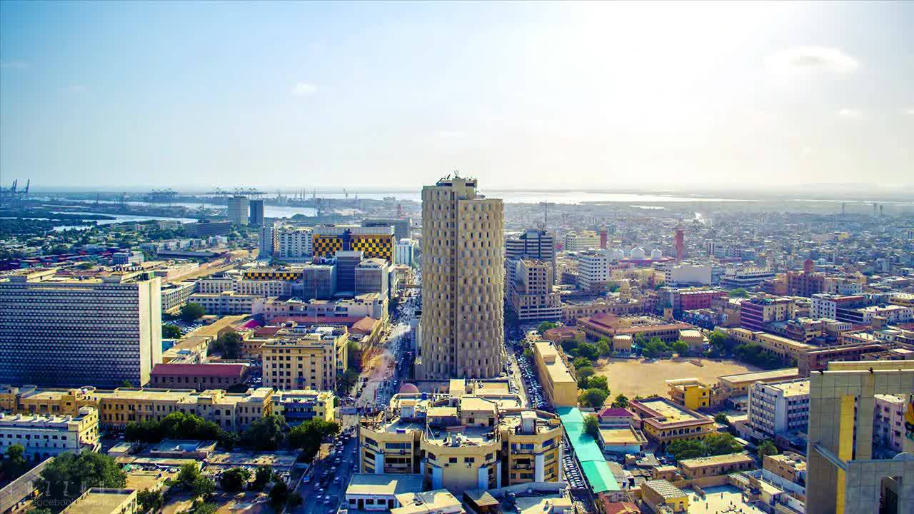 water drone with 6 Awesome Facts About Karachi on c ingdelmare Cervo as well Stock Video 1703425 Happy Asian Family Walking In The Park besides Flag Of Botswana The Symbol Of Water Source And Farming likewise Lake Waikaremoana Great Walk in addition 6 Awesome Facts About Karachi.