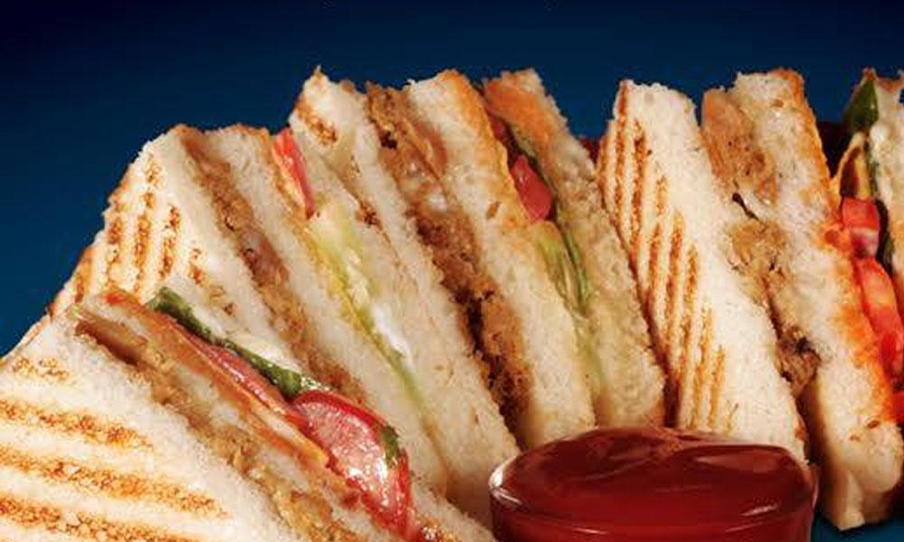 Sandwiches in Karachi