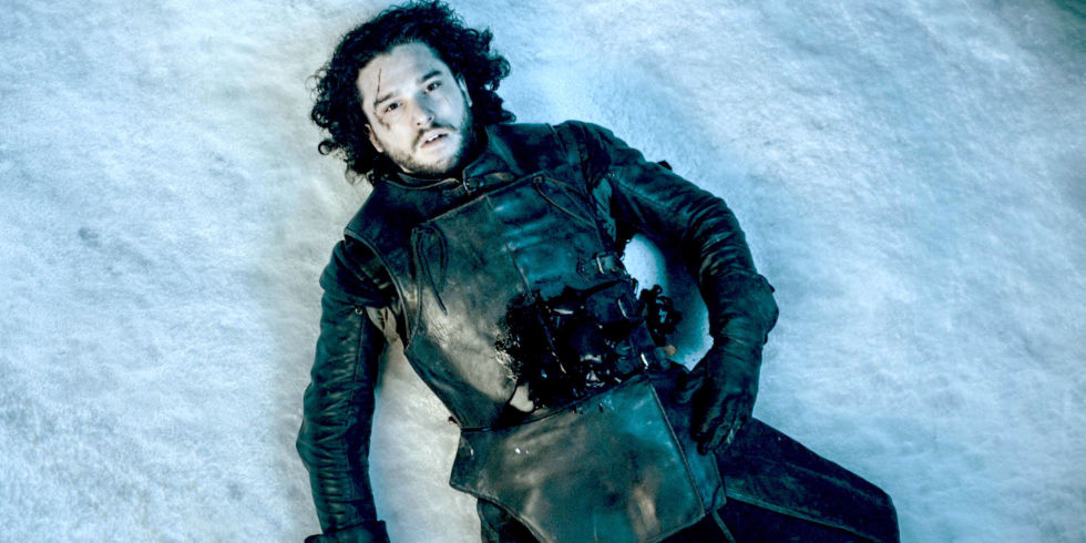Jon Snow is Dead