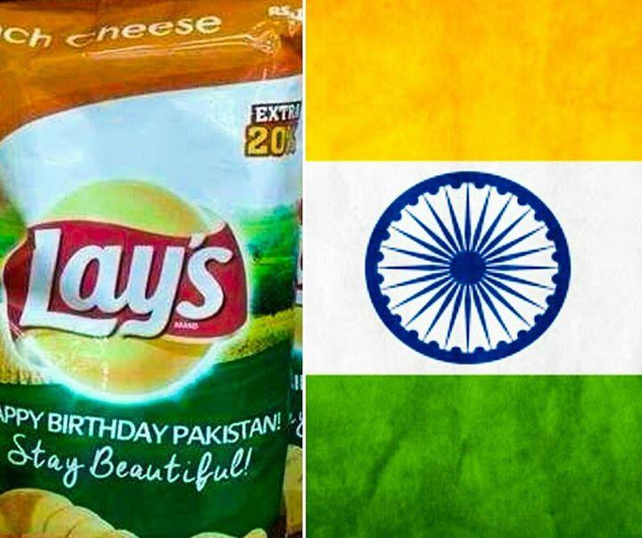 lays india