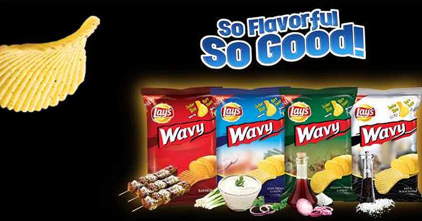 Lays Wavy New Tvc 2014 Do The Wavy Dance With 4 Hit