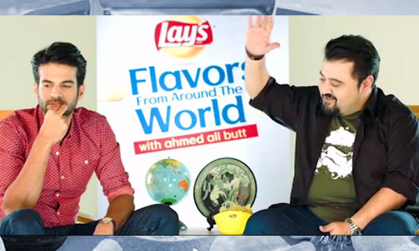 lays flavours ad