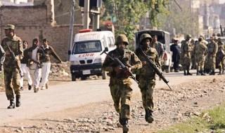 Attack at Bacha Khan university