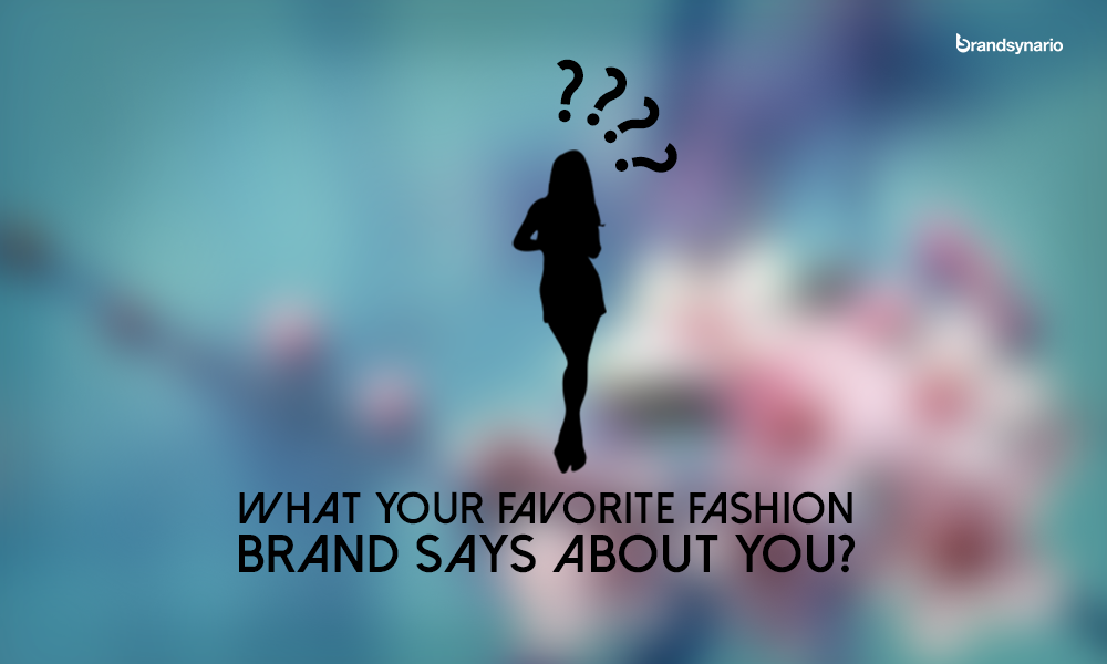 Summer Fashion 2016 What Your Favorite Brand Says About