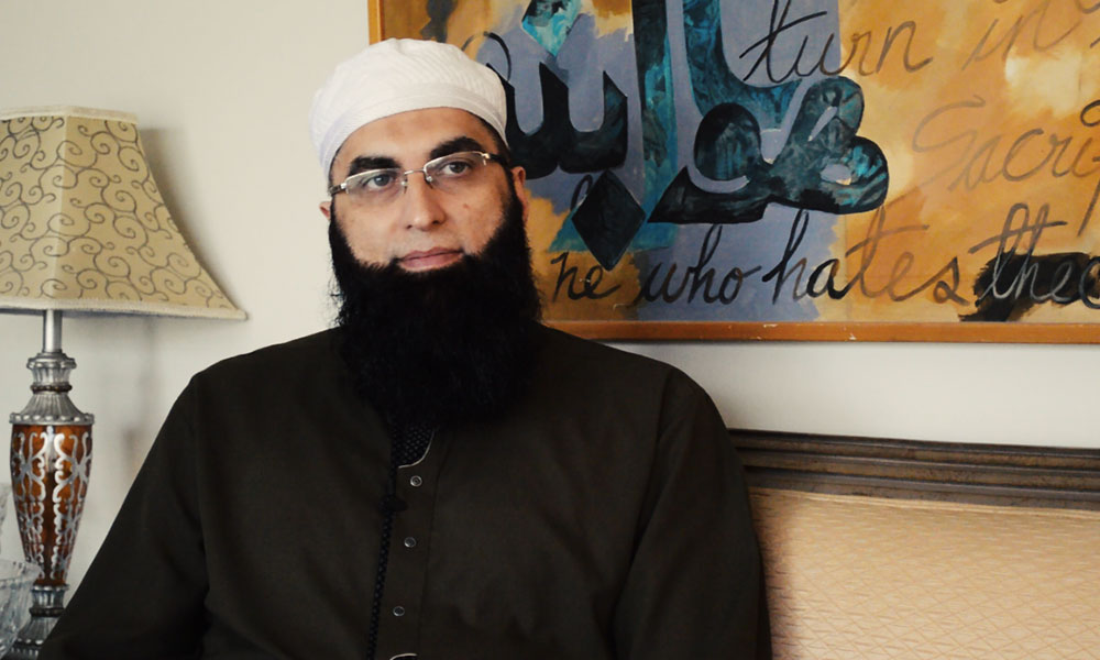 Junaid jamshed Interview