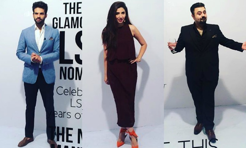 lux Style awards nominees 2016